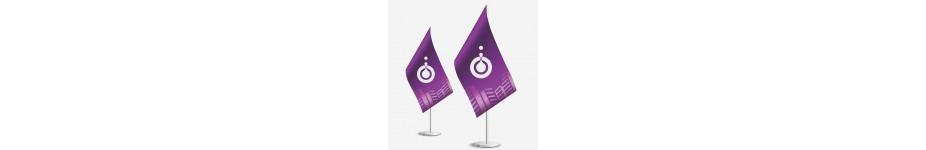 Staliniai vėliavėlių stoveliai