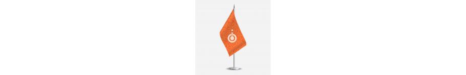 Stalo vėliavėlių gamyba