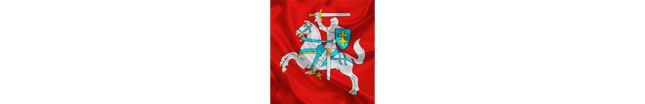 Lietuvos istorinės vėliavos